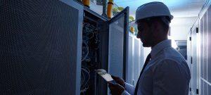 Mantenimiento del centro de datos después de la pandemia
