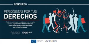 """""""Periodistas por tus derechos"""": Concurso Nacional de periodismo con enfoque en Derechos Humanos"""