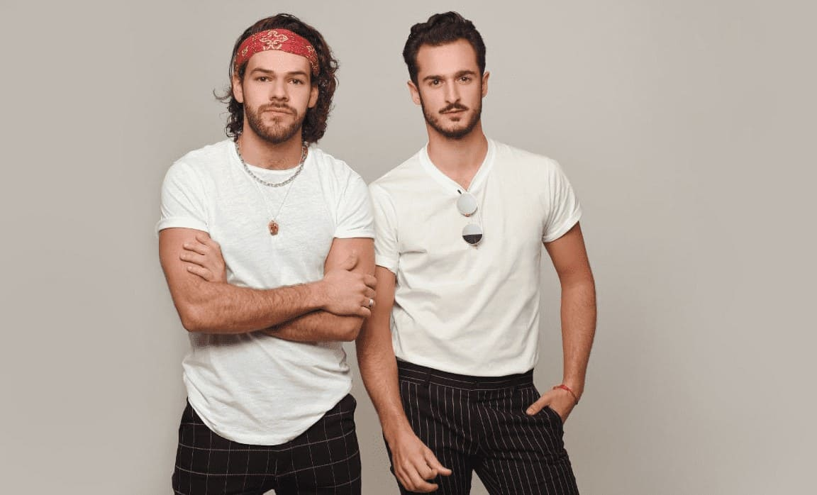 """""""Las Olas"""": la nueva brisa musical del dúo Jafú"""