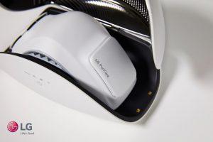 LG lanza al mercado regional su nueva LG Puri Care Wearable Air Purifier