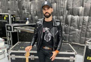 Mario Guini, el guitarrista de las estrellas presenta el sencillo 'Escapo'