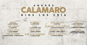 """Andrés Calamaro presenta """"Dios Los Cría"""", álbum donde reversiona sus éxitos juntos a artistas legendarios de la música latina"""