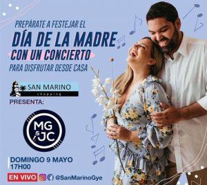 Centros comerciales y artistas nacionales se unen para brindar serenatas a mamá