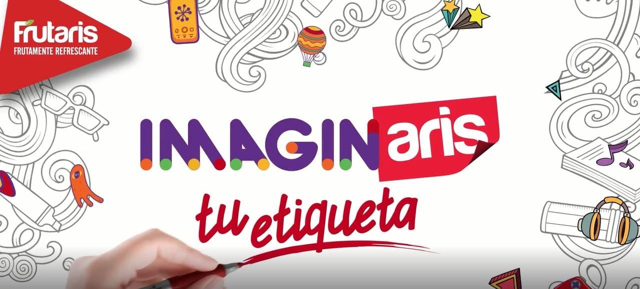 Frutaris invita a la comunidad a explorar su lado creativo con su nuevo concurso Imaginaris
