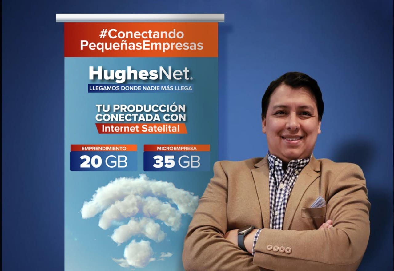 HughesNet® incorpora un nuevo plan de Internet para Pymes