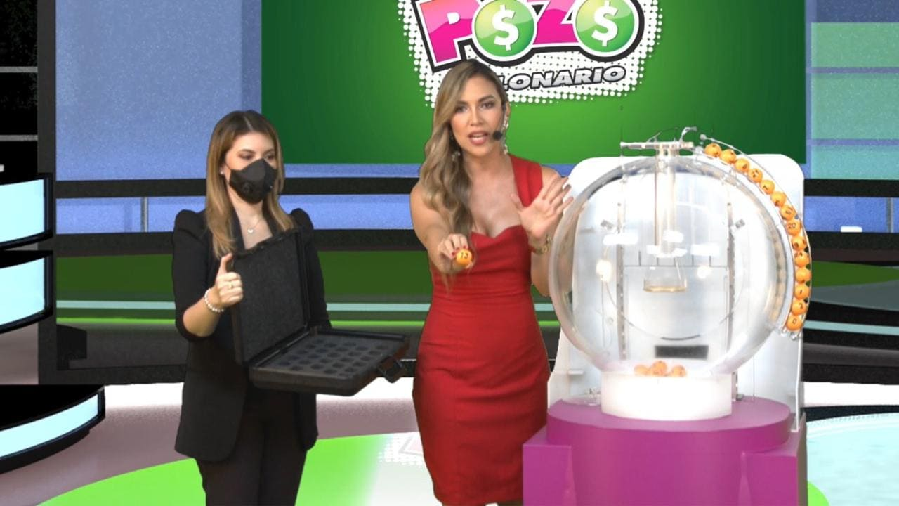 Lotería Nacional entregó USD 5,100,000 a la ganadora del Pozo Millonario