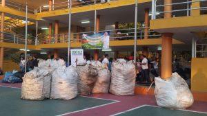 TES Bottle Challenge es un proyecto que busca reciclar y proteger el medio ambiente
