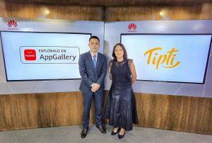 Tipti ya se encuentra disponible en dispositivos Huawei