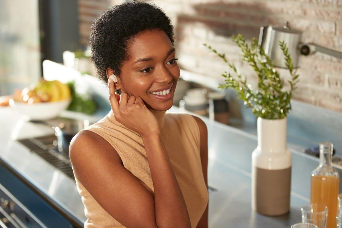 Sony presenta los nuevos earbuds WF-1000XM4 y fija un nuevo estándar de cancelación de ruido