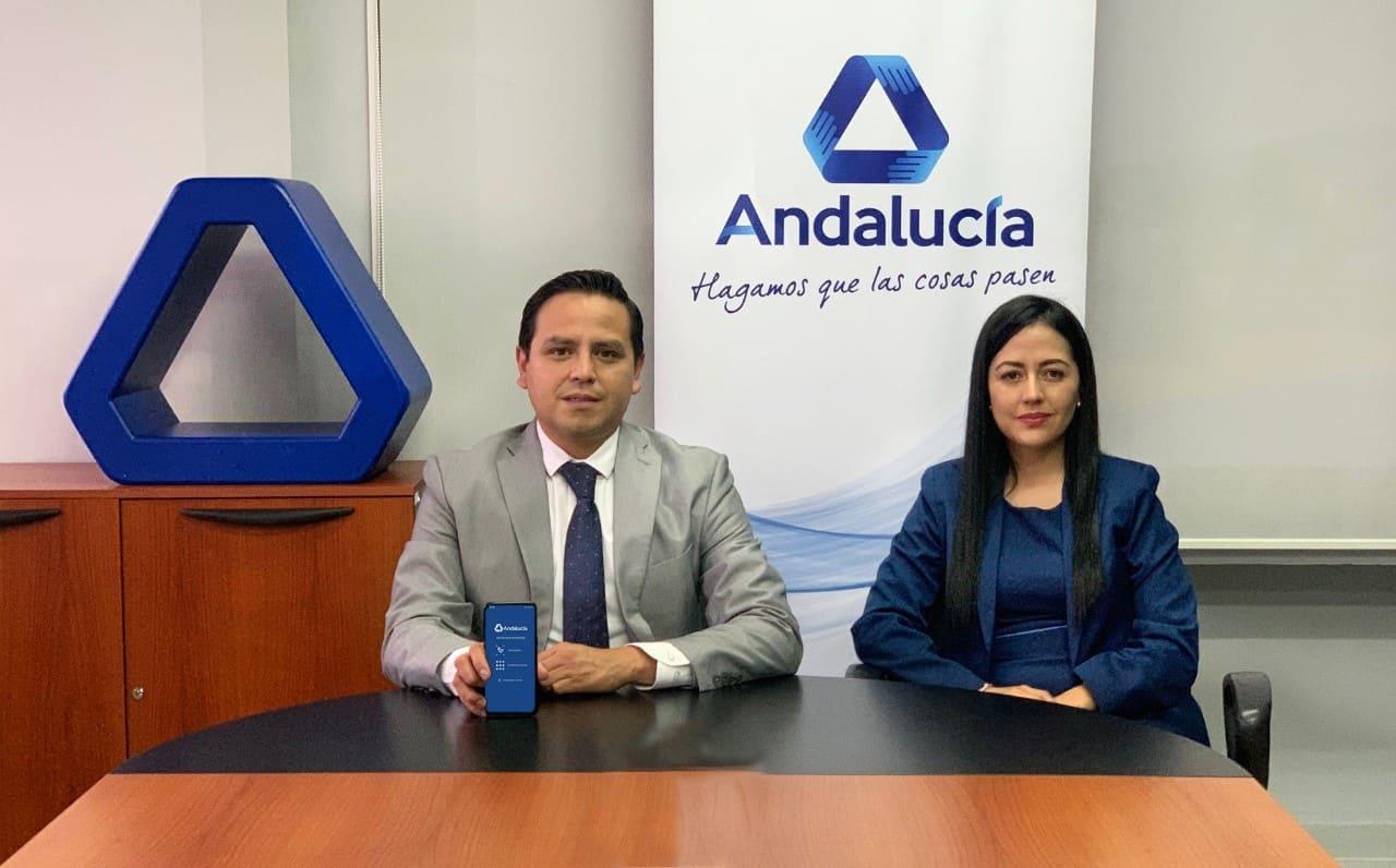 "Cooperativa Andalucía presenta su aplicación ""Andalucía Móvil"""