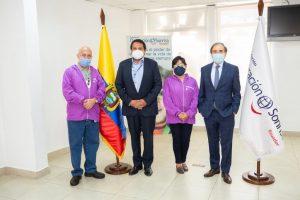 Corporación GPF contribuye a la gestión de Operación Sonrisa en beneficio de miles de niños ecuatorianos