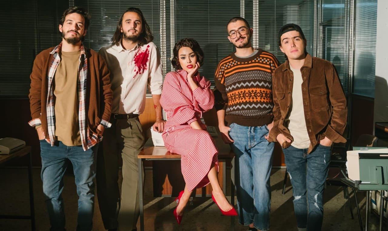 'Idiota', es la nueva colaboración que presentan Morat y Danna Paola