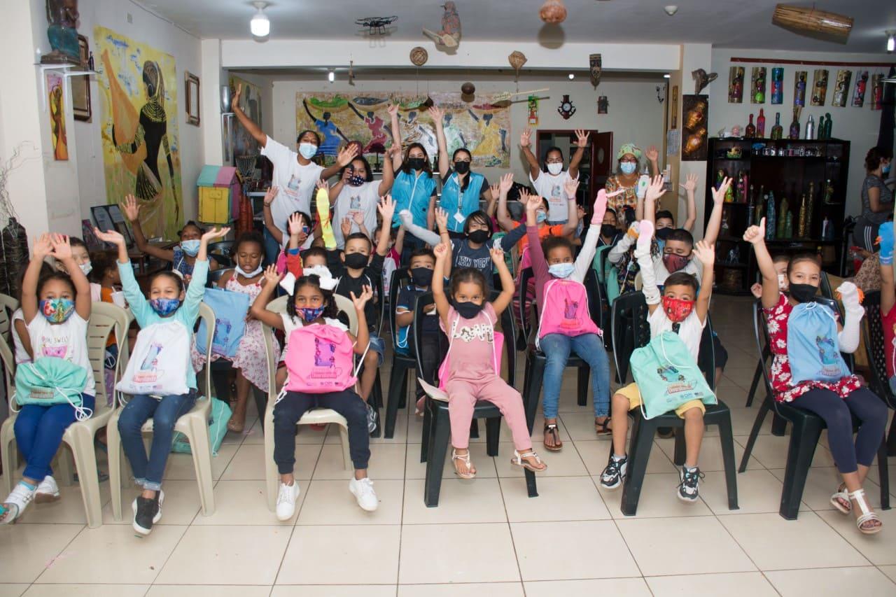 Dirección de la mujer realizó talleres para la prevención de abusos a niños, niñas y adolescentes