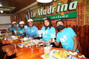 Las Menestras de la Madrina, en el sur de Quito, es la hueca ganadora del Tour de las huecas con los Combos Movistar