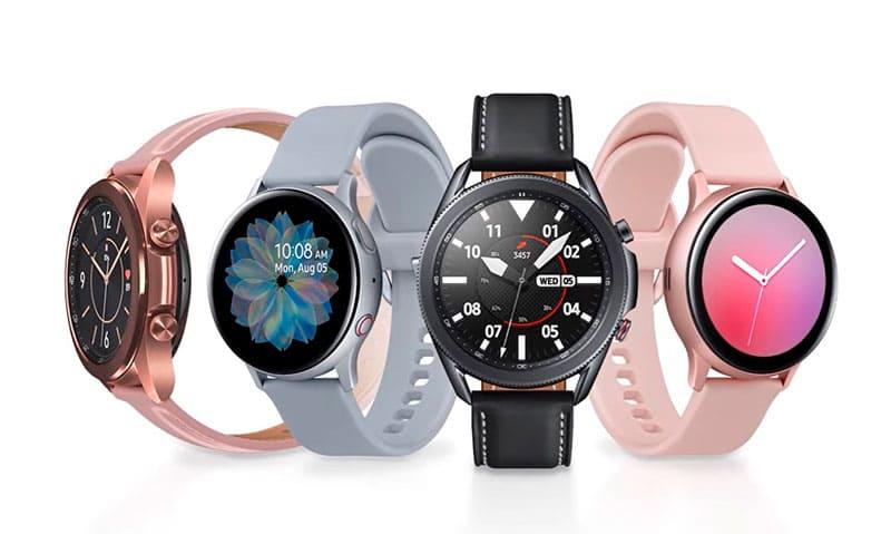 Samsung presenta una nueva experiencia de reloj con un vistazo en One UI Watch