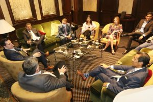 AJE busca alianzas estratégicas para reactivar la economía y el sector productivo del país