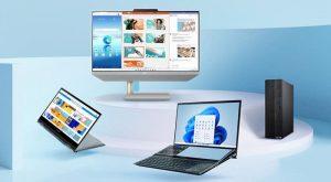 ASUS se asocia con Microsoft para la actualización de Windows 11