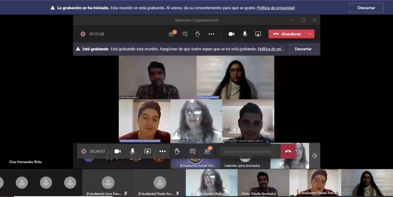 Banco Internacional capacitó a jóvenes universitarios en Comercio Exterior