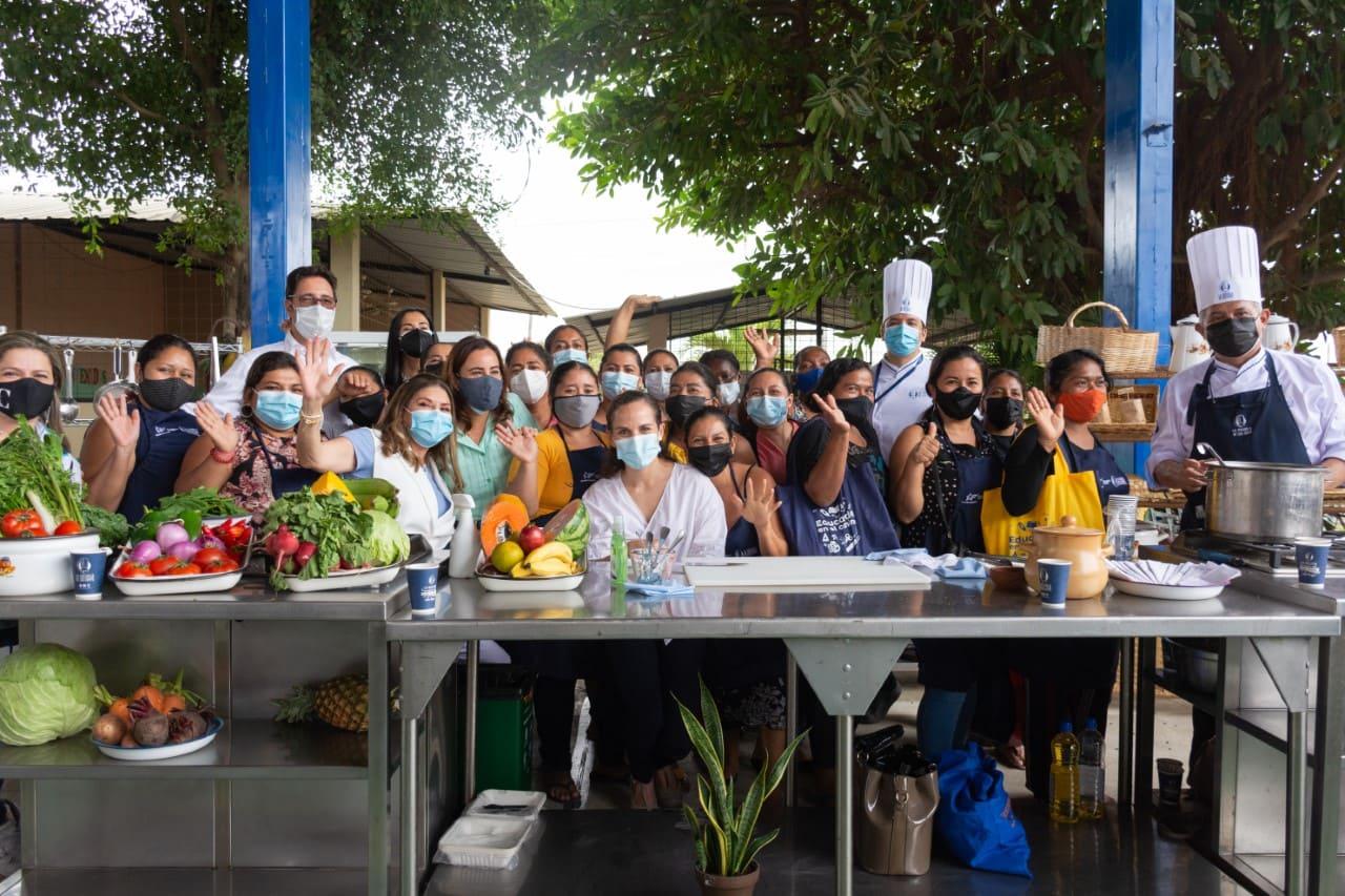 Proyecto capacitará a madres de familia y emprendedoras guayaquileñas en gastronomía y nutrición infantil