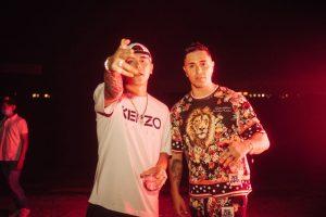 """El panameño Joey Montana y el colombiano Kevin Roldán lanzan su nuevo sencillo """"A Veces"""""""