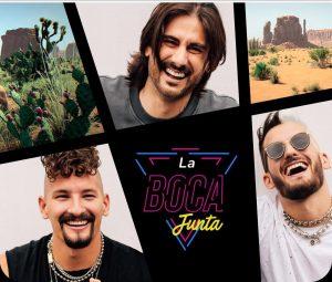 Melendi regresa cargado de energía con 'La Boca Junta', junto a Mau y Ricky