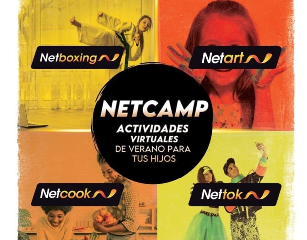 Netlife – Camp