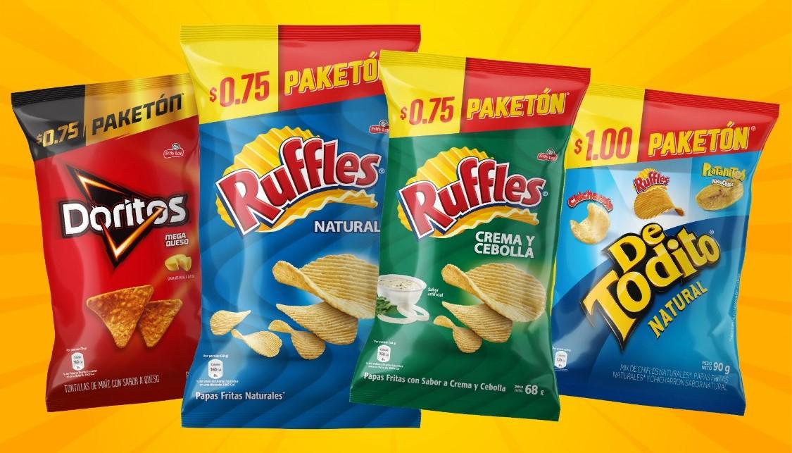 Paketón, el nuevo formato de snacks para disfrutar y compartir con tu persona favorita