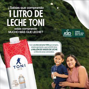 Tonicorp se une al programa 'Ecuador Sin Hambre', para mitigar la desnutrición infantil en el país