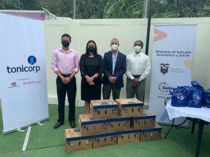 Tonicorp suma esfuerzos con 20.000 productos lácteos para mitigar la desnutrición infantil