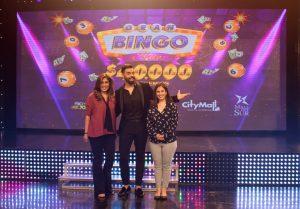 """""""Gran Bingo Show"""" exclusivo para clientes de CityMall y Mall del Sur llega con increíbles premios"""