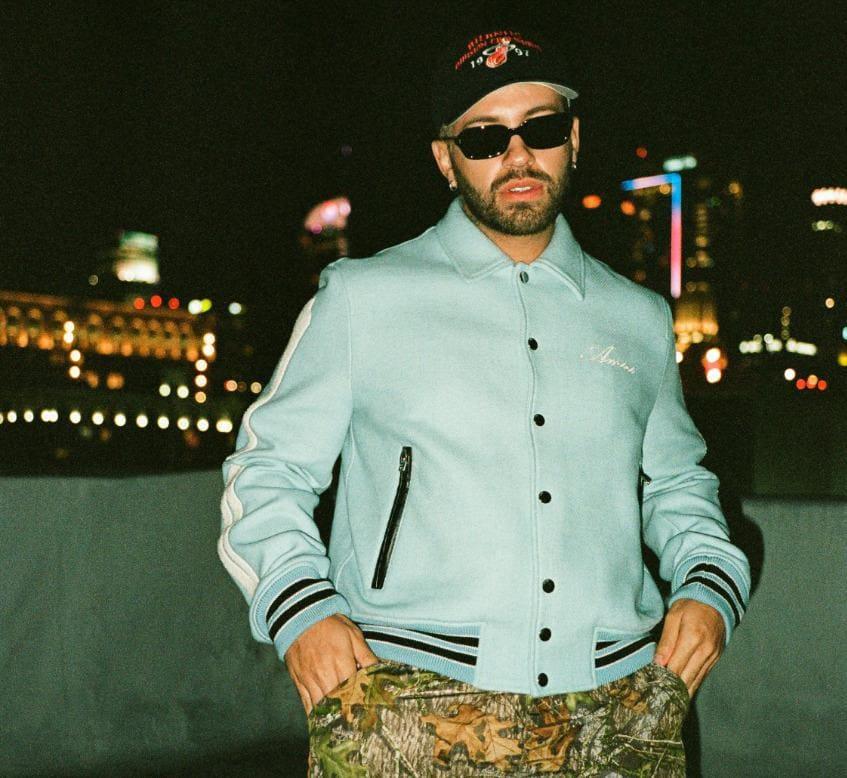 El cantante y compositor colombiano Feid lanza su nuevo álbum 'Inter Shibuya – La Mafia'