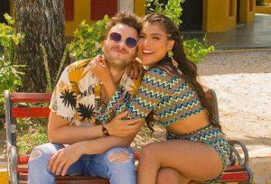 """Karen Lizarazo firma contrato con Universal Music Group y estrena """"En La Boca"""" con Gusi"""