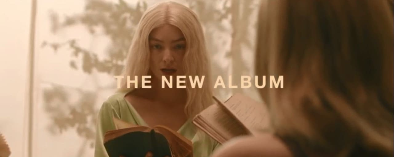 """La artista Lorde presenta su nuevo álbum """"Solar Power"""""""