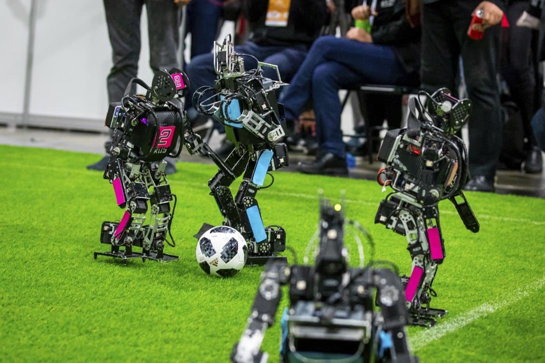 """Expo """"Robotízate"""" llega a Mall del Sur este sábado 14 y domingo 15 de agosto"""
