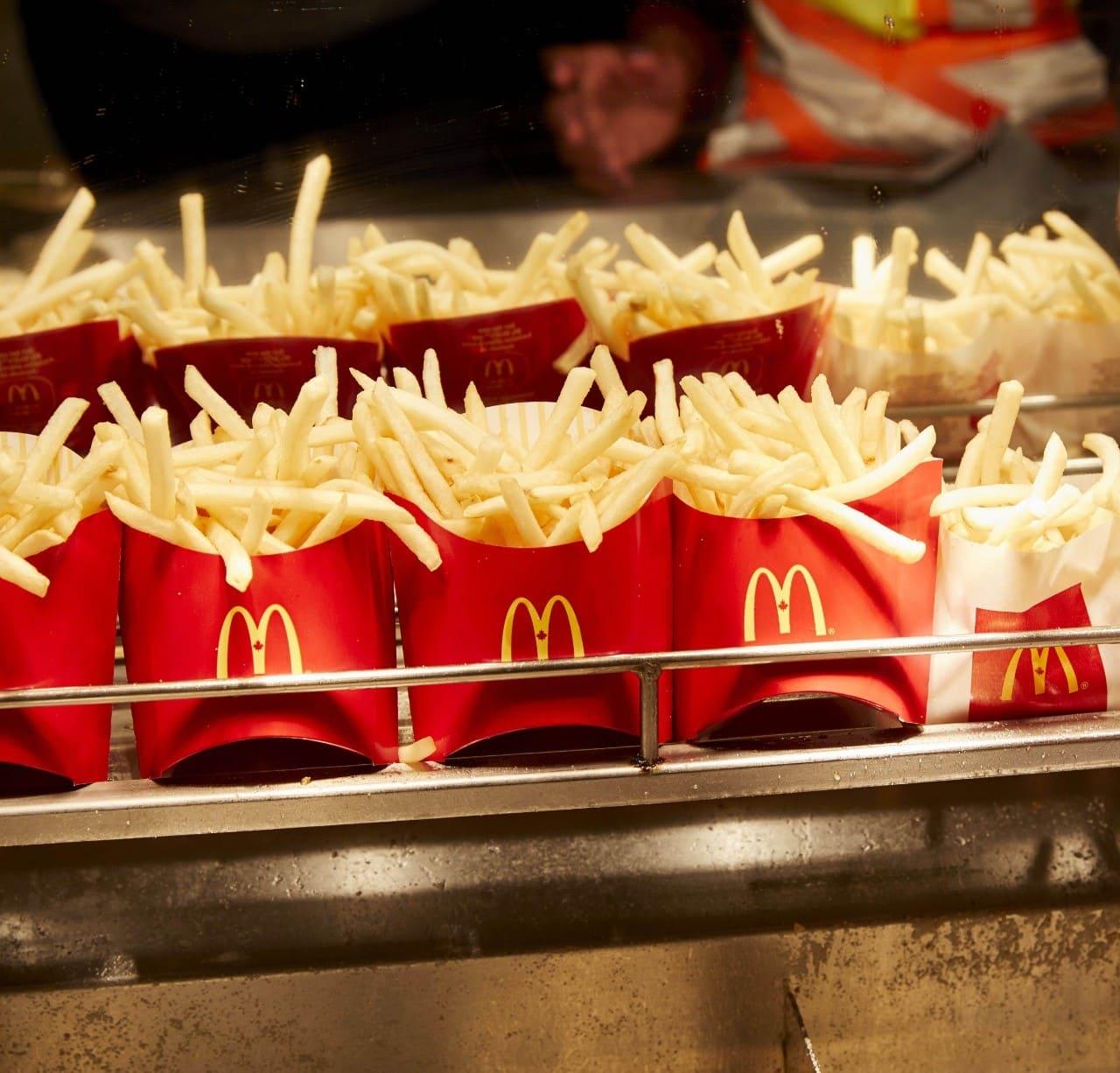 McDonald's Ecuador sorteará un año de papas gratis ¿Cómo participar?
