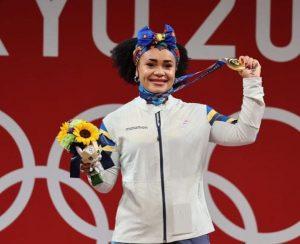 Neisi Dajomes obtiene la segunda medalla de Oro en los Juegos Olímpicos de Tokio