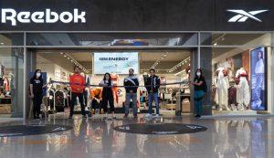 """Reebok inaugura su primera tienda """"FitHub 3.0"""" en Quicentro Sur"""