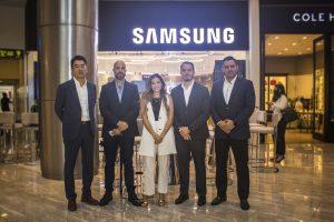 Samsung presentó su Prestigious Lifestyle Experience un espacio de lujo en Ecuador