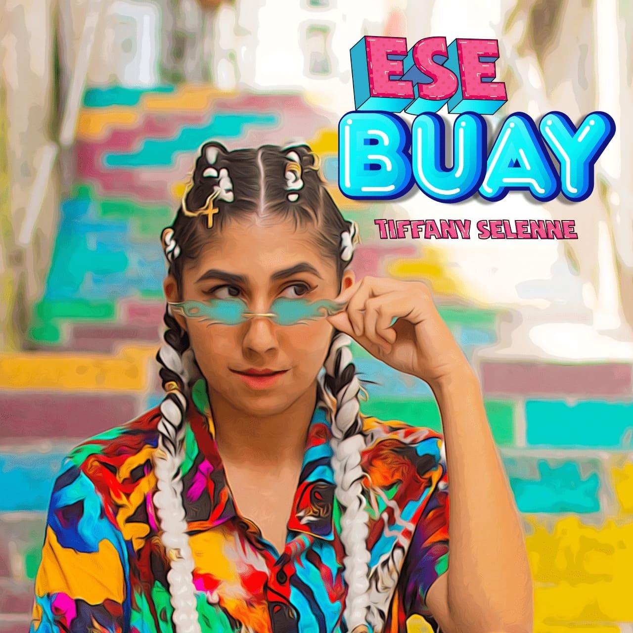 """""""Ese Buay"""", el nuevo sencillo musical de la artista panameña Tiffany Selenne"""