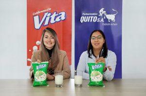 Vita presenta su nuevo Yogur sabor Guanábana, una alternativa ideal para cualquier momento del día