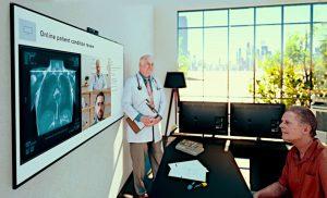 Plataforma de videoconferencias de LG ofrece solución de Telemedicina