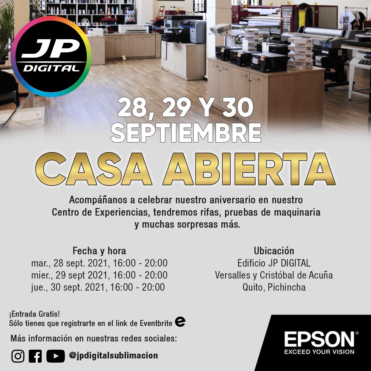 Casa Abierta, un espacio para empresarios y diseñadores en Ecuador ¿Cómo asistir?