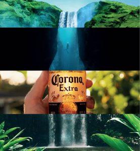 """Cervecería Nacional y su marca Corona lanzan """"Natural"""" rindiendo tributo a sus ingredientes 100% naturales"""