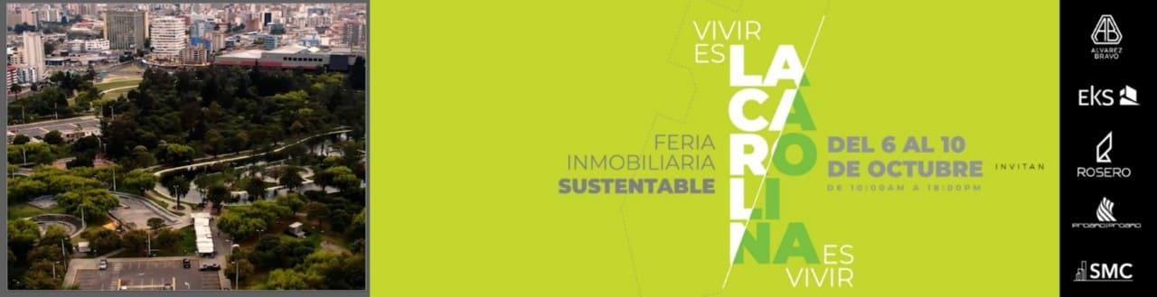 Del 6 al 10 de octubre estará la Feria inmobiliaria de edificios sustentables en Quito