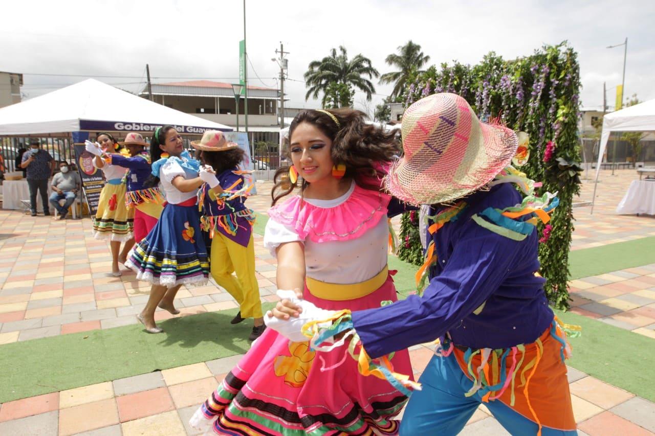 La Feria Guayas Fest impulsa la gastronomía y el folclore en la provincia