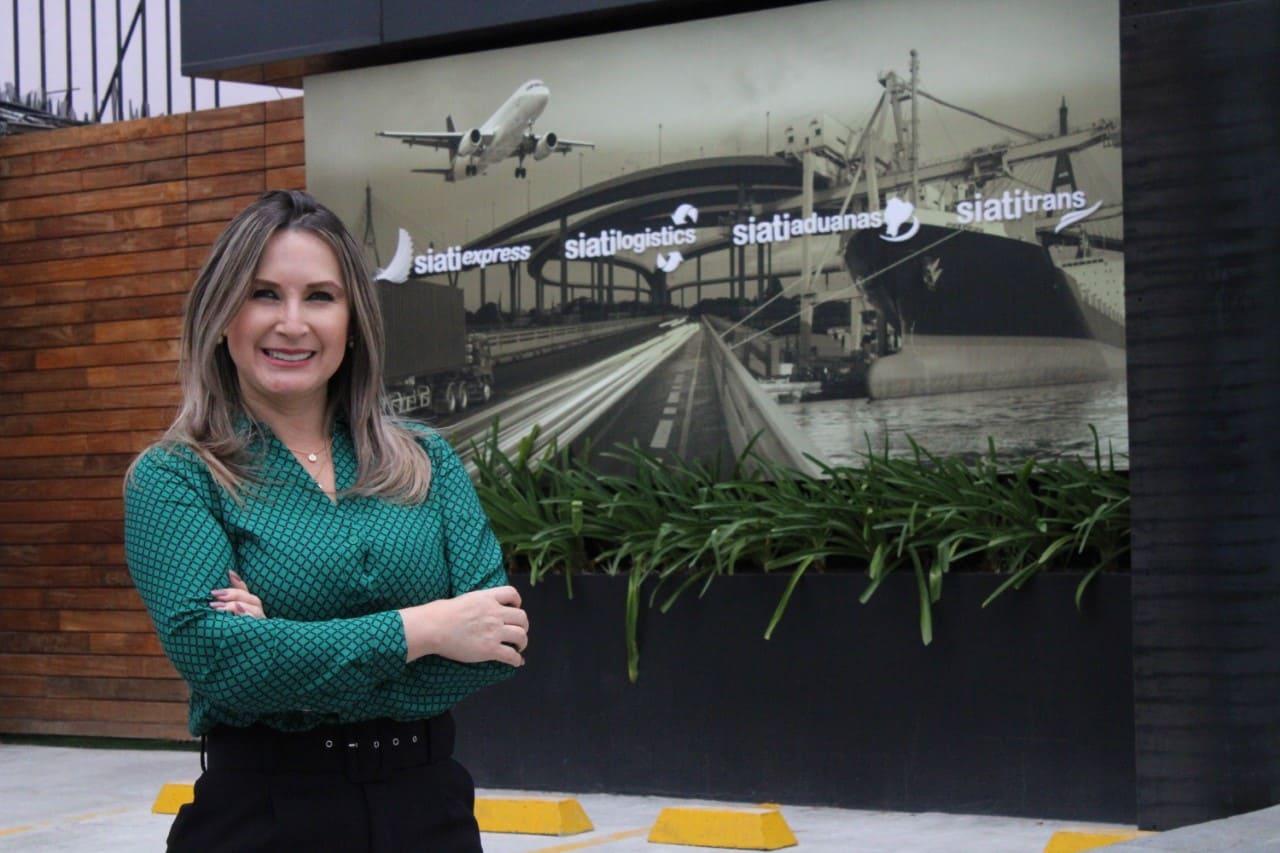 Yadira Mora, mujer visionaria que tiene 18 años innovando en el mercado de comercio exterior