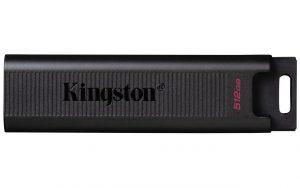 DataTraveler Max, El USB de Kingston más rápido del mercado disponible hasta en 1TB