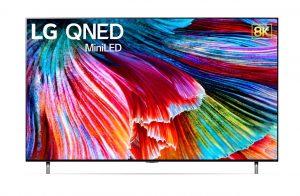 Los Televisores LG QNED Mini LED TV ya en Ecuador, tecnología avanzada que proyecta el volumen total de los colores
