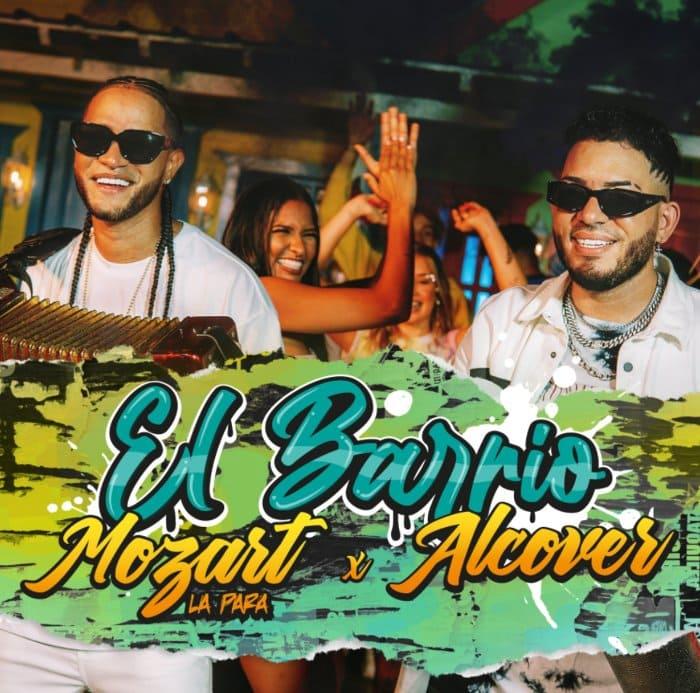 """Los artistas Alcover y Mozart La Para encienden """"El Barrio"""" con alegría y baile"""