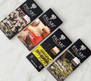 Pacari marca líder de sabor a nivel mundial celebra el Día Internacional del chocolate